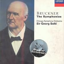 Bruckner The Symphonies CD1