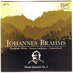 Johannes Brahms Edition: Complete Works (CD11)