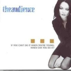 If You Can't Do It When You're Young; When Can You Do It  (UK Single)