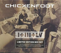 Chickenfoot LV (Limited Edition Box Set) - Chickenfoot