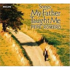 Songs My Father Taught Me CD1 - Pepe Romeo