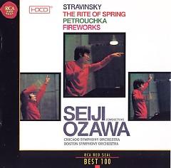 Rite Of Spring & Fireworks & Petrouchka CD3