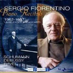 Piano Recital Schuman, Debussy & Ravel CD1 - Sergio Fiorentino