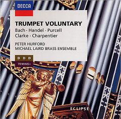 Trumpet Voluntary - Music For Organ And Brass CD2