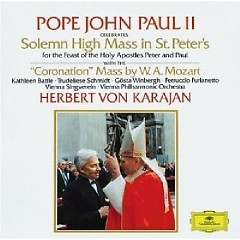 Pope John Paul II Celebrates Solemn High Mass In St. Peter's CD2
