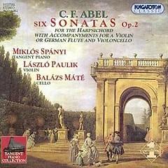 Six Sonatas Op. 2