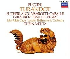 Puccini - Turandot CD2