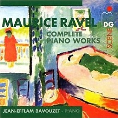 Maurice Ravel Complete Piano Works CD1