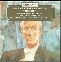 Wagner Funeral Music 'Götterdämmerung' & Richard Strauss An Alpine Symphony CD2