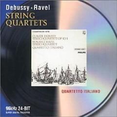 Debussy/ Ravel - String Quartets