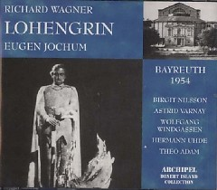 Lohengrin CD1 No. 1