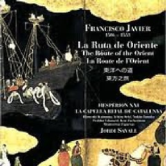 Francisco Javier - La Ruta de Oriente CD2 No.1