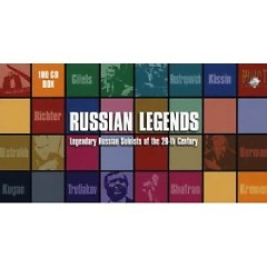 Brilliant Classics - Russian Legends CD 33