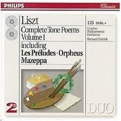 Liszt Complete Tone Poems Vol 2 Disc 1