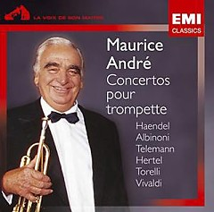 Pour Trompettes CD1 - Maurice Andre