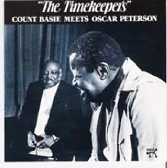 The Timekeepers - Count Basie,Oscar Peterson Trio