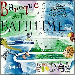 Baroque At Bathtime - Various Artists