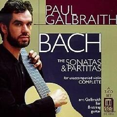 J. S. Bach - Sonatas & Partitas CD1 - Paul Galbraith