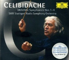 Brahms Nos. 1-4 CD1 - Celibidache,SWR Stuttgart Radio Symphony Orchestra
