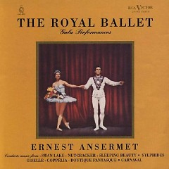 The Royal Ballet Gala Performance CD1 - Ernest Ansermet,Royal Opera House Orchestra