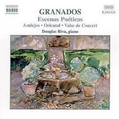 The Piano Music Of Granados Vol 5