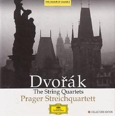 Dvorak - The String Quartets CD 2