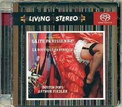 Offenbach - Gaite Parisienne; Rossini Respighi : La Boutique Fantasque CD2 - Arthur Fiedler,Boston Pops Orchestra