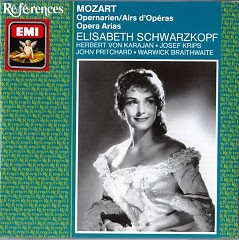 Mozart Opera Arias - Various Artists