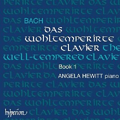 Bach The Well-Tempered Clavier Book 1 CD2 No. 2