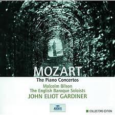 Mozart - The Piano Concertos Disc 8 - Malcolm Bilson,English Baroque Soloists