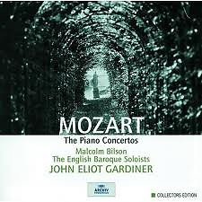 Mozart - The Piano Concertos Disc 9 - Malcolm Bilson,English Baroque Soloists