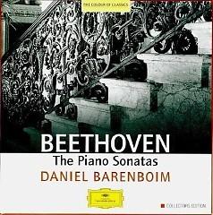 Ludvig Van Beethoven - The Piano Sonatas CD3