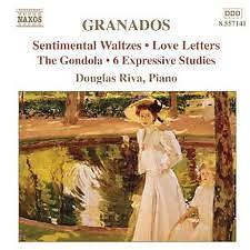 The Piano Music Of Granados Vol 7 No. 1
