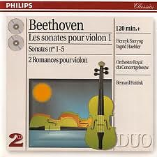 Beethoven - The Complete Violin Sonatas Disc 2