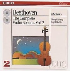 Beethoven - The Complete Violin Sonatas Disc 4