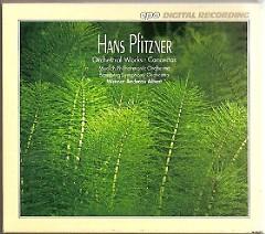 Hans Pfitzner - Complete Orchestral Works Disc 3
