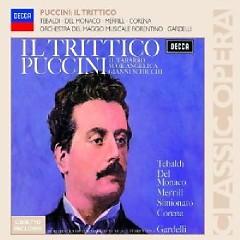Puccini - Il Trittico CD2 - Lamberto Gardelli,Robert Merrill,Renata Tebaldi