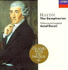 Complete Symphonies 72 - 83 CD 23