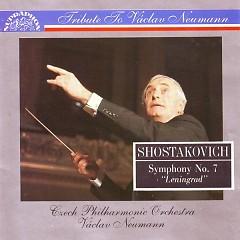 """Shostakovich """"Leningrad"""" Symphony - Václav Neumann,Czech Philharmonic Orchestra"""