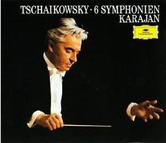Tchaikovsky 6 Symphonien CD 3