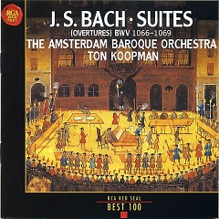 RCA Best 100 CD 3 - J.S.Bach Orchestral Suites CD 1