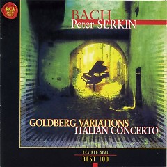 RCA Best 100 CD 7 - J.S.Bach Goldberg Variations CD 2 - Peter Serkin