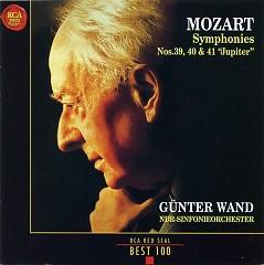 RCA Best 100 CD 8 - Mozart Symphonies Nos 39, 40 & 41