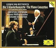 Beethoven - The Piano Concertos Disc 2