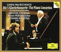 Beethoven - The Piano Concertos Disc 3