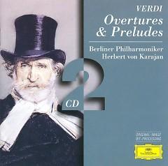 Verdi - Overtures & Preludes CD 2