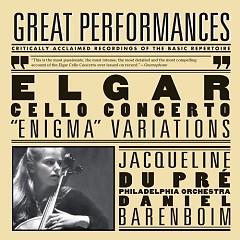 Elgar - Cello Concerto, Enigma Variations CD 1