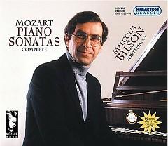 Mozart - The Piano Sonatas Complete CD 4