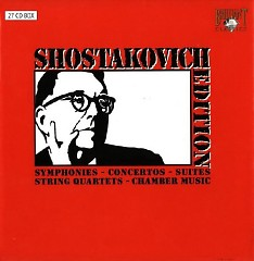 Shostakovich - Edition CD 15
