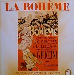 La Boheme CD1
